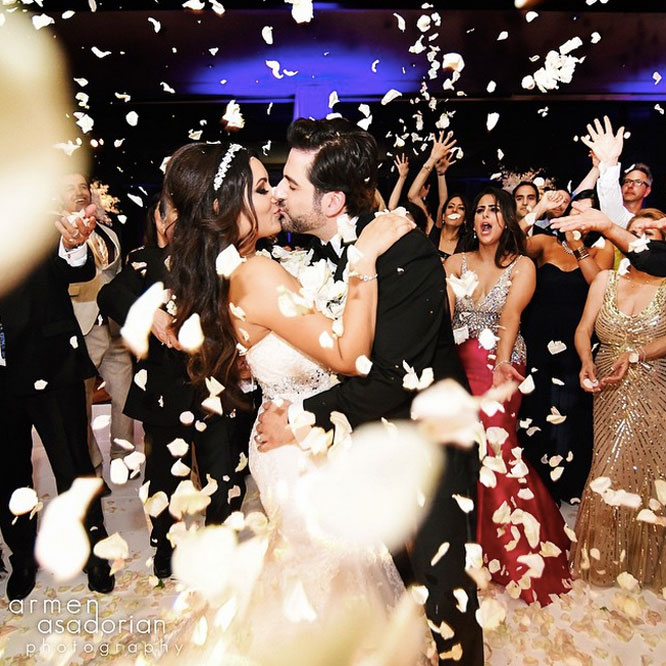 Armenian Wedding Traditions