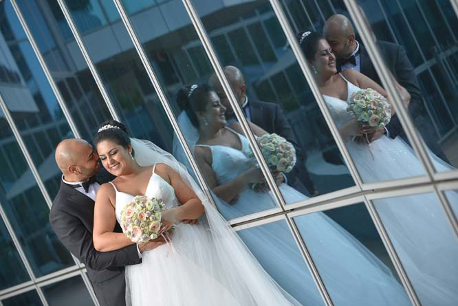 Featured Wedding: Narbe and Evie