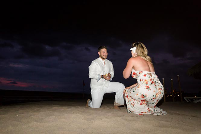 Featured Proposal: Abel & Melanie
