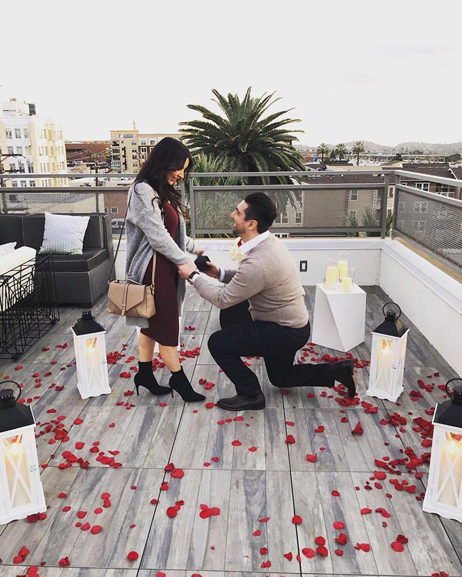 Featured Proposal: Sevada & Lusineh